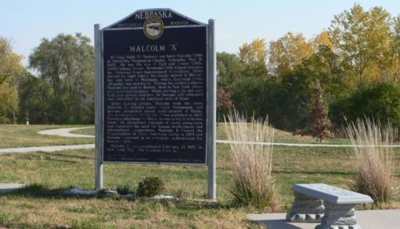 Malcolm X Omaha Nebraska