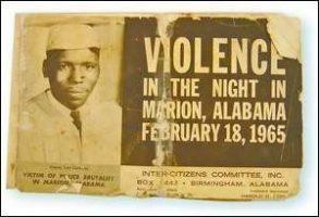 murder of Jimmie Lee Jackson