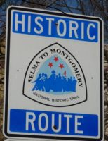 Follow the Selma-to-Montgomery civil rights trail.