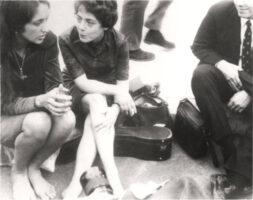 Joan Baez and Susan Sarandon