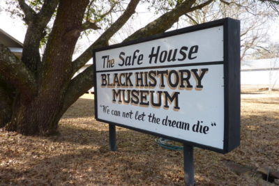 Safe House Museum, Greensboro, Alabama
