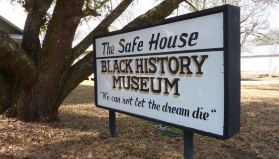 Safe House Museum, Greensboro, Alabama