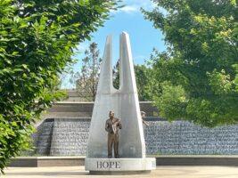 John Hope Franklin Memorial, Tulsa