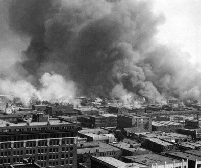 John Hope Franklin Reconciliation Park remembers the Tulsa massacre
