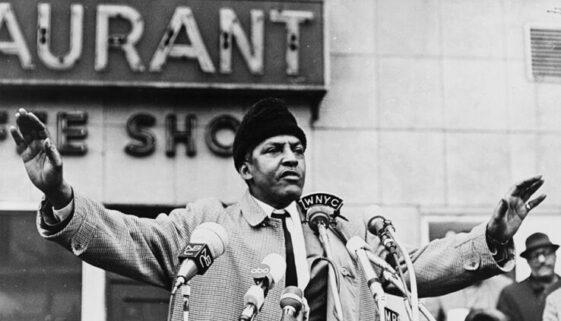 Bayard Rustin historic markers