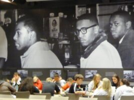 National Museum of African American History and Culture cafeteria