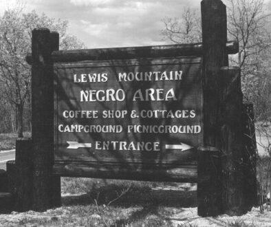 Shenandoah National Park cabins: Segregation at Lewis Mountain