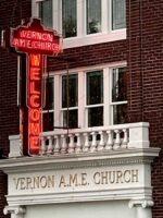 Vernon A.M.E church, Tulsa