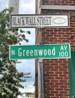 Greenwood neighborhood Tulsa