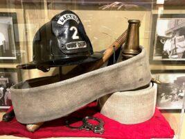 Danville fire house
