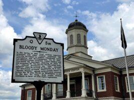 Bloody Monday Danville, Virginia