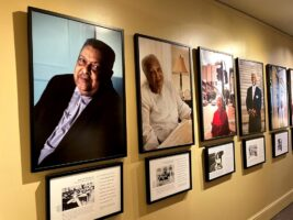 Danville civil rights exhibit then and now