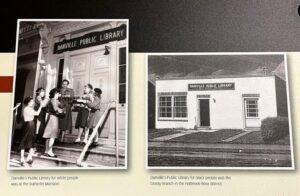 Danville's segregated libraries