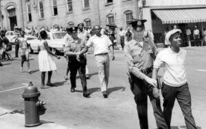 Danville civil rights protest
